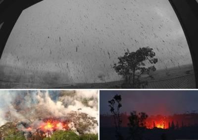 امریکی جزیرے ہوائی میں موجود ہولناک آتش فشاں کیلوا آخر کار پھٹ گیا