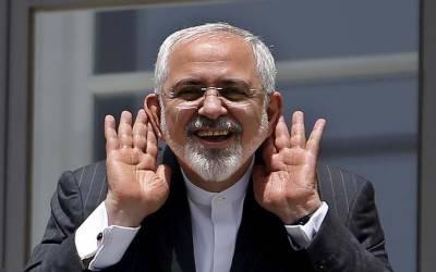 ایرانی حکومت جوہری ڈیل پر مثبت اقدامات کی منتظر ہے۔ ظریف