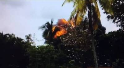 Passenger plane crashes in Cuba, over 100 killed, 3 said to survive