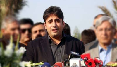 Nawaz Sharif, Imran Khan just fighting for power, says Bilawal