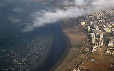 کراچی: گرمی کی لہر برقرار، درجہ حرارت اکتالیس ڈگری سینٹی گریڈ تک جانے کا امکان