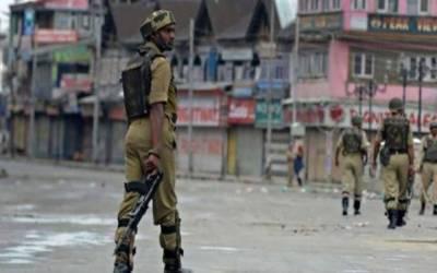 بھارتی وزیراعظم نریندر مودی کے دورہ پر مقبوضہ کشمیر میں مکمل ہڑتال