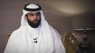قطری حکومت نے ایران اور ترکی کو اپنا دوست بنا رکھا ہے۔ سلطان بن سحیم