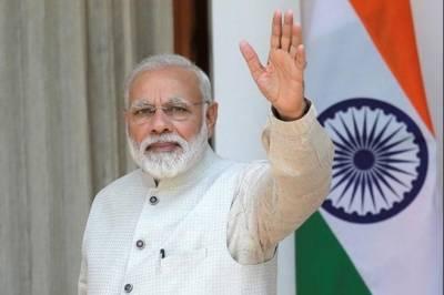 پاکستان کے احتجاج اور اعتراضات کے باوجود بھارتی وزیر اعظم نریندر مودی نے مقبوضہ کشمیر میں متنازع کشن گنگا ہائیڈرو پاور پروجیکٹ کا افتتاح کر دیا،