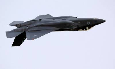 اسرائیل امریکا کا تیارکردہ جدید ترینF-35 طیارہ استعمال کرنے والا دنیا کا پہلا ملک بن گیا