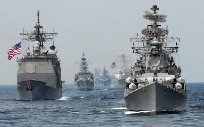 چین کے قریب امریکی بحری جہازوں کی موجودگی چین کی خودمختاری کی سنگین خلاف ورزی ہے