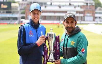 پاکستان اور انگلینڈ کی ٹیموں کے درمیان دوسرا کرکٹ ٹیسٹ میچ جمعہ سے شروع ہوگا۔