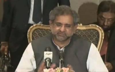 چاہتے ہیں آئندہ الیکشن آزاد اورشفاف ہوں۔ میڈیا جھوٹی خبر کی خود تردید شائع کرے۔ شاہد خاقان عباسی
