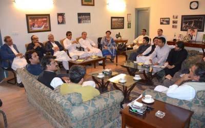 پی ٹی آئی کا اسلام آباد سے امیدواروں کا اعلان کل متوقع