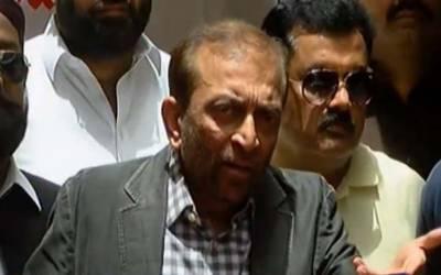 اسلام آباد ہائیکورٹ کے عبوری حکم کے مطابق پارٹی کی سربراہی میرے پاس ہے۔ فاروق ستار