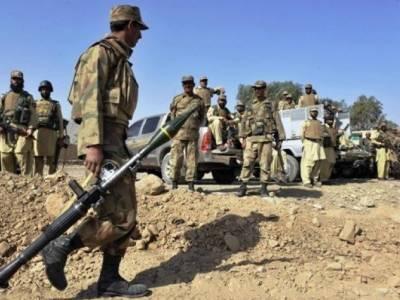 جنوبی وزیرستان میں سیکیورٹی فورسز کی گاڑی بارودی سرنگ سی ٹکراگئی، دو اہلکار شہید تین زخمی