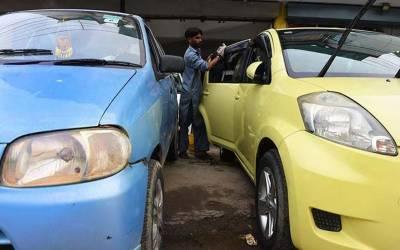 ملک میں 27 فیصد گاڑی مالکان کی گاڑی کی مالیت 10 لاکھ روپے سے کم ، 5 فیصدکی 35 لاکھ روپے یا زائد ہے