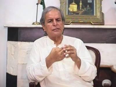 مسلم لیگ ن کے رہنما جاوید ہاشمی نے کہا ہے کہ بلوچستان اسمبلی کو توڑنے والے حکومت کے ٹوٹنے کی باتیں کر رہے تھے،