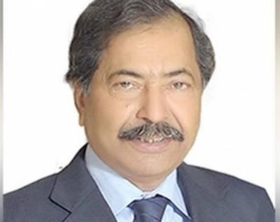 سابق چیف سیکرٹری فضل الرحمان کو سندھ کا نگراں وزیراعلیٰ بنانے پر اتفاق