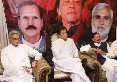 سابق سپیکر پنجاب اسمبلی افضل ساہی اور ایم این اے کرنل ریٹائرڈ غلام رسول ساہی کپتان کی ٹیم کا حصہ بن گئے