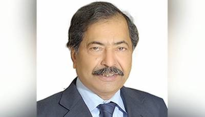 گورنر سندھ محمد زبیر نے نگران وزیر اعلیٰ فضل الرحمان سے حلف لیا۔