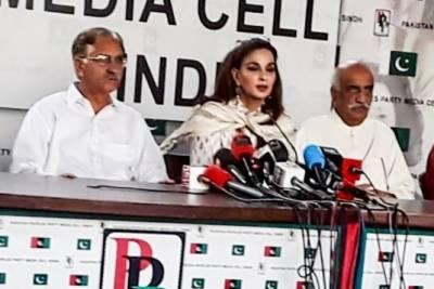 لاہور ہائیکورٹ کے فیصلے سے انتخابات میں تاخیر کا خدشہ ہے۔ سینیٹر شیری رحمان