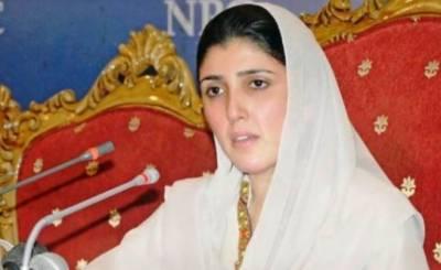 عمران خان کوریحام خان کی کتاب سے بے نقاب ہونے کا ڈرہے، عمران خان اخلاقی زوال کا شکار شخص ہے, سربراہ پی ٹی آئی جی عائشہ گلالئی
