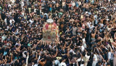 Pakistan observes Youm-e-Ali amid tight security