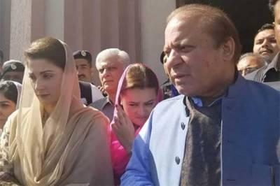 Pre-electoral rigging has started: Nawaz Sharif