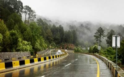 ملک کے بیشتر حصوں میں گرمی تو کچھ علاقوں میں بارش اور تیز ہواؤں سے موسم خوشگوار ہوگیا۔