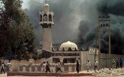 افریقی ملک نائیجر کی مسجد میں خود کش دھماکہ، 10 افراد جاں بحق