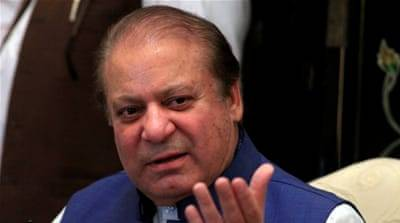 Before the election, a suspicion in courts is pre-election: Nawaz Sharif