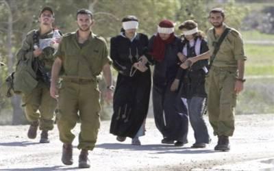 اسرائیلی زندانوں میں 56 فلسطینی خواتین قید