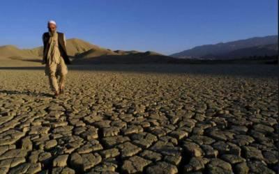 محکمہ موسمیات نے ملک میں کم بارشوں سے خشک سالی کا خدشہ ظاہر کردیا۔