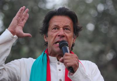 Imran Khan is going to win political wickets.
