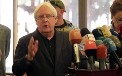 اقوام متحدہ کے ایلچی نے یمن کے حوثیوں کو امن منصوبہ پیش کردیا۔