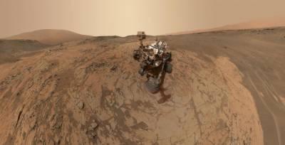 Nasa discovered ancient organics in mars