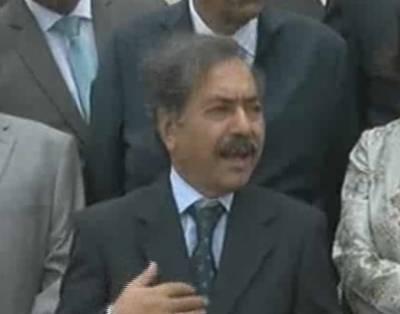 بدعنوانی کی روک تھام کے لیے نیب کا ادارہ موجود ہے، نگران سیٹ اپ کا مقصد شفاف انتخابات کرانا ہے, نگران وزیراعلیٰ سندھ فضل الرحمان