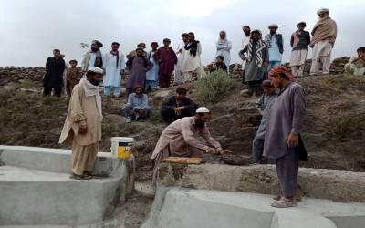 پاک فوج نے جنوبی وزیرستان میں توانائی کے دومنصوبوں کابھی افتتاح کردیا۔