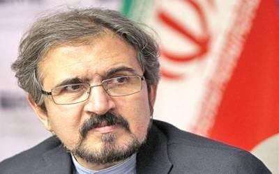 ایران کا امریکی صدر ٹرمپ کے بیان پر شدید رد عمل