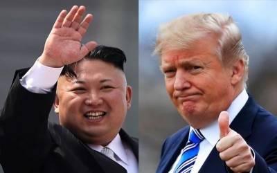کم جونگ اُن اور امریکی صدر ڈونلڈ ٹرمپ تاریخی ملاقات کے لیے سنگاپور پہنچ گئے۔
