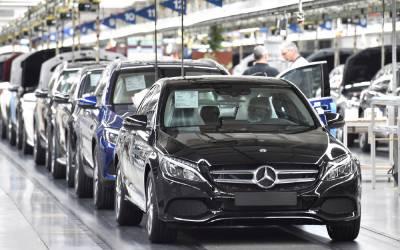 ڈیملر کا 8 لاکھ مرسیڈیز گاڑیاں واپس بلانے کا فیصلہ