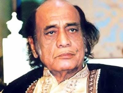 شہنشاہِ غزل استاد مہدی حسن کی چھٹی برسی آج منائی جا رہی ہے۔