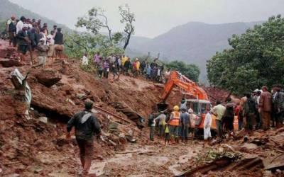 بنگلہ دیش بارش اور لینڈ سلائیڈنگ: روہنگیا مہاجرین کے کیمپ میں 12 افراد جاں بحق