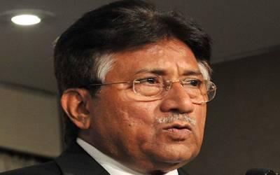 پرویزمشرف کے خلاف سنگین غداری کیس کی سماعت کے لیے خصوصی عدالت قائم کردی