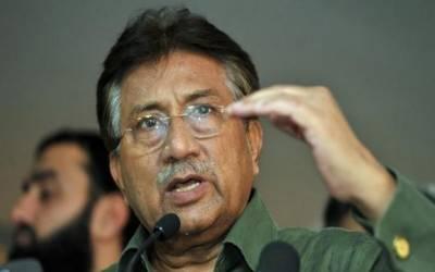 ترجمان اے پی ایم ایل ڈاکٹر امجد نے پرویز مشرف کی وطن واپسی کا اعلان کر کے یو ٹرن لے لیا