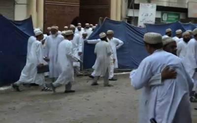 مصری کلینڈر کے تحت چلنے والی داؤدی بوہری جماعت آج عید الفطر منا رہی ہے۔