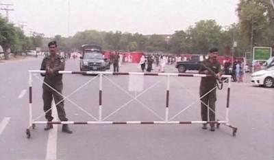 ملک بھر میں عید الفطر کے موقع پر سیکیورٹی کی خصوصی انتظامات