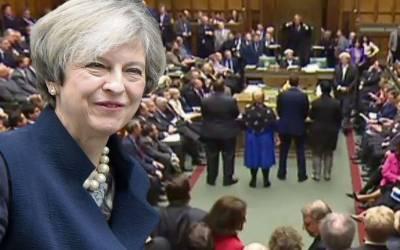 برطانیہ کے ایوان بالامیں بریگزٹ بل بغیر ووٹنگ کے منظور کر لیا گیا