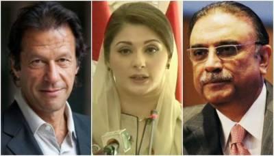ECP makes assets details of Maryam, Imran, Zardari public