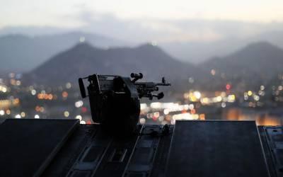 افغانستان کے جنوبی صوبہ غزنی میں طالبان کی دو کارروائیوں میں 8 پولیس اہلکار ہلاک