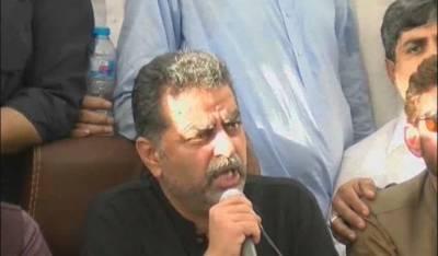 میں حمزہ شہباز کے بوٹ پالش نہیں کر سکتا, حمزہ شہباز سنو، لاہور تم اور تمہارے باپ کی جاگیر نہیں، زعیم قادری