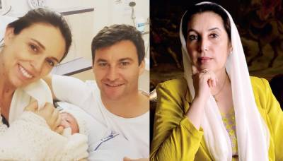 جیسنڈا آرڈن پاکستان کی سابق وزیراعظم بینظیر بھٹو کے بعد دوسری عالمی شخصیت ہیں، جو وزارت عظمیٰ کے عہدے پر فائز رہتے ہوئے ماں بنی ہیں