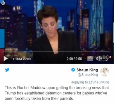 ٹرمپ کی پالیسی: جب امریکی نیوز کاسٹر خبریں پڑھتے ہوئے رو پڑیں
