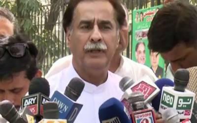 ایاز صادق کا ریٹرننگ افسر کیخلاف چیف الیکشن کمشنر کوخط، قبل از الیکشن دھاندلی کا الزام